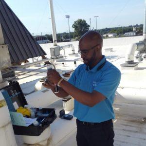 Water testing Depree