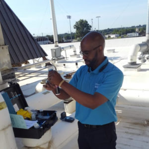 Water-testing-Depree